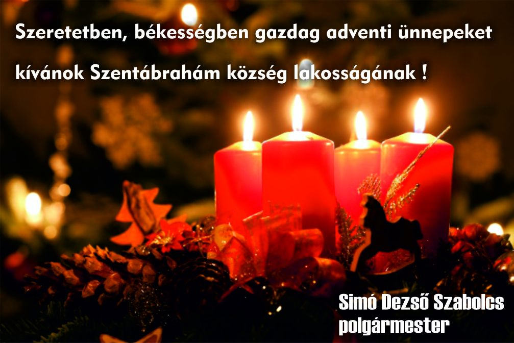 adventi udvozlet sza